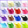 Full Reel 22 Metres/Roll Satin Ribbon 6,10,15,20,25&38mm In Multiple Colours Lot