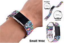 Replacement Band For Fitbit Charge 2 Strap Classic Fitness Wristband Small