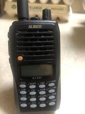 Alinco Dj-v27T Vhf Fm transceiver. No Charger No way To Tested