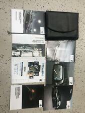 2015 BMW 7 Series 750i 740i 760li Owner Owners Operators Manual OEM Set