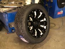 Black Rhino Pinatubo Wheels 20x9.5 Cooper At3 Ford Ranger L200 Dmax Hilux 4x4