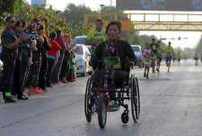 Handbike   turns your wheelchair into a handcycle  propelled with your arms.