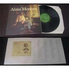 """Alain MONNEY: Album (""""après le big band""""...) / Cornelia Sonopresse stereo exc"""