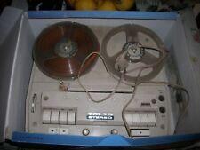 Tonbandgerät Grundig TM 45 - Tubes tape Recorder - Registratore a nastro TM 45