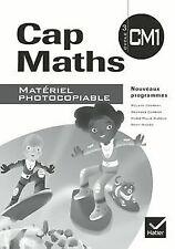 Cap Maths CM1 éd. 2010 - Matériel photocopiable de ... | Livre | état acceptable