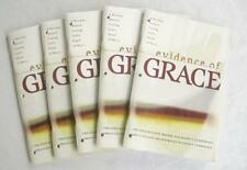 Lot of 5 Music Songbooks Evidence of Grace for Chorus Worship SATB Clydesdale