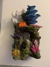 Resin Artificial Coral Ornaments Marine Fish Tank Aquarium Decoration Accessory