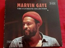 "MARVIN GAYE "" THE ULTIMATE COLLECTION "" 3x CD DIGIPAK"