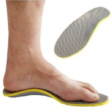 Premium Comfortable Orthotic Arch Support Insoles for Foot Pain Due to Flat Feet