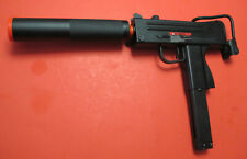 Gas Blowback MAC 11 Style Airsoft Gun Shoot Up To 340 FPS