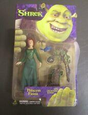 Princess Fiona Leg Kicking Action 2001 MCFARLANE TOYS Shrek Movie MOC GV