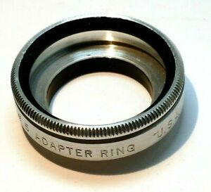 Tiffen  # 511  series 5 adapter holder Filter for drop in w/ retaining ring