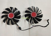 For XFX RX 580 Graphics card  Cooling Fan  diameter 95mm