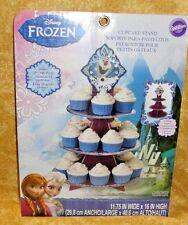 Frozen,Elsa,Olaf Cupcake/Treat Stand,Cardboard,Wilton,1512-4500,12x16.5 In.