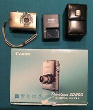 Canon PowerShot Digital ELPH SD900 / Digital IXUS 900 Ti 10.0MP Digital (Used)