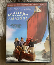 Swallows And Amazons DVD Childrens Family Movie