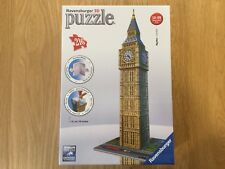 Ravensburger 3D Puzzle Big Ben, London  216 Pieces - NEW & SEALED