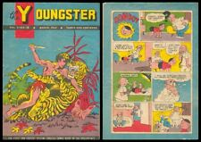 1962 Philippine THE YOUNGSTERS KOMIKS #10 Comics