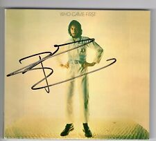 More details for pete townshend the who hand signed autographed cd album booklet - mod