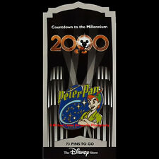 DISNEY STORE COUNTDOWN TO THE MILLENNIUM #74 PETER PAN 1953 PIN