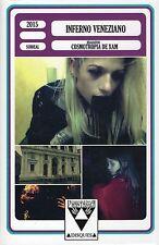Inferno Veneziano DVD Hardbox Cover A Phantasma Disques Cosmotropia de Xam