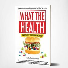 What the Health [DVD Movie, Region 1, Cowspiracy, WTH, Kip Anderson Netflix] NEW