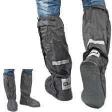 COPRISCARPA moto OJ nylon suola rigida gomma impermeabile 100% antivento pioggia