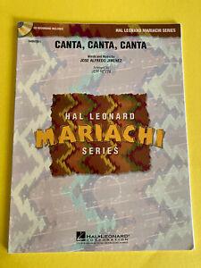 Canta, Canta, Canta, J.A. Jimenez, arr. Jeff Nevin, for Mariachi Band, Score and