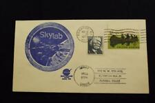 SPACE COVER 1973 MACHINE CANCEL SKYLAB 3RD MANNED MISSION TO SPACE STATION (4954