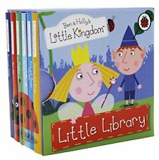 Ben and Holly's Little Kingdom Books Set Collection New and Sealed!