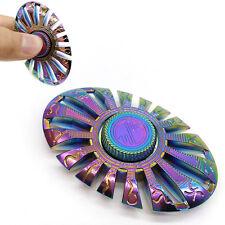 Rainbow Thor Butterfly Fish Egyptian Beetle metal fidget spinner