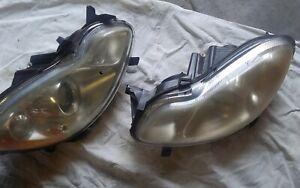 Smart fortwo headlight set (left-right)