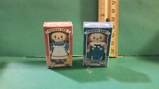 Barbie 1:6  Miniature Toy Raggedy Ann & Andy Doll Box for Kelly (NO REAL DOLL)