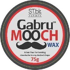 St.Bir Gabru Mooch Wax Styler 75g Fixer For Twisting Moustache In Any Shape