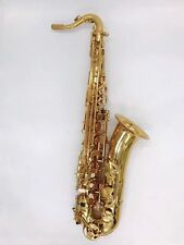 Professional C Melody Saxophone Gold body High  Free 2 Necks +case