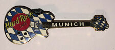 HRC Hard Rock Cafe Munich - Bavaria Flag Guitar