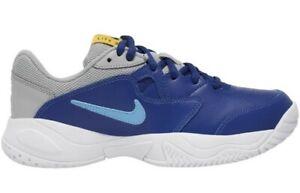 Nike Court Lite 2 Boys/mens Uk Size 6 Eur 40 Tennis Shoes TRAINER Sneakers