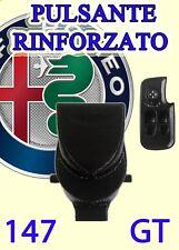 Pulsante RINFORZATO per pulsantiera Alfa 147 e GT Dx Sx interruttore Romeo tasto