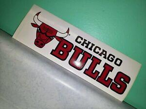 29 PCS CHICAGO BULLS Vintage Sticker 1989 Bumper White Hen Pantry Coupon