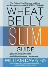 Wheat Belly Slim Guide by William Davis Fast Easy Pocket Reference Guide WT74929
