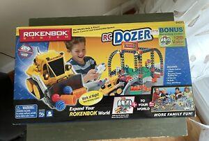Brand New Rokenbok System RC Dozer Recycling Center Kit 04273 FREE SHIPPING