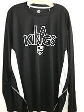 NEW MENS 2XL XXL NHL LA LOS ANGELES KINGS ICE HOCKEY TEAM APPAREL JERSEY SHIRT