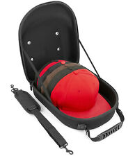 CM Hat Travel Case for up to 6 Baseball Caps - Hard Protective Hat Case Only