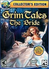 Grim Tales: The Bride -- Collector's Edition (PC, 2012) NEW