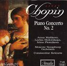 CHOPIN / LISZT Piano Concerto No. 2 CD