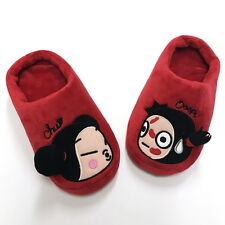 Pucca SLIPPER *SO Cute *Authorized Pucca seller *Gift for GIRL*Worldwide S/H