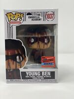 FUNKO POP! The Umbrella Academy Young Ben Bloody LE 2000 *Official NYCC STICKER*