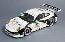 Spark 18S149 2014 Porsche 911 GT3 RSR (997) #67 LMGTE AM Le Mans 1:18 Scale