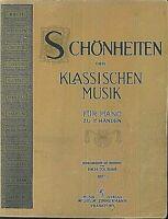 Rich. Tourbie ~ Schönheiten der Klassischen Musik Heft 1 - piano