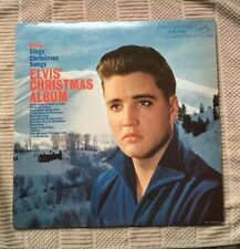 ELVIS PRESLEY Elvis' Christmas Album 1958 Mono LP Different Cover LPM-1951